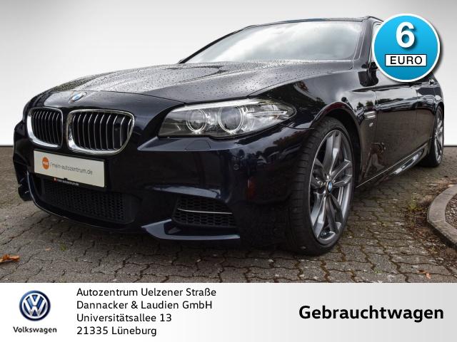 BMW M550d Touring xDrive Alu Bi-Xenon Head-Up HUD Navi, Jahr 2016, Diesel