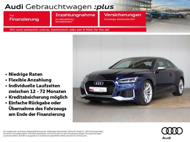 Audi RS5 Coupe 2,9 TFSI qu. Tip. NAV/Virt./19''/Matrix, Jahr 2018, Benzin