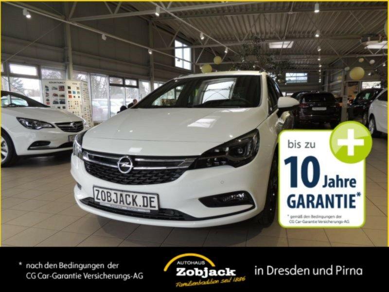 Opel Astra-K ST Dynamic 1.6 CDTI LED,Navi,DAB+, Jahr 2017, Diesel