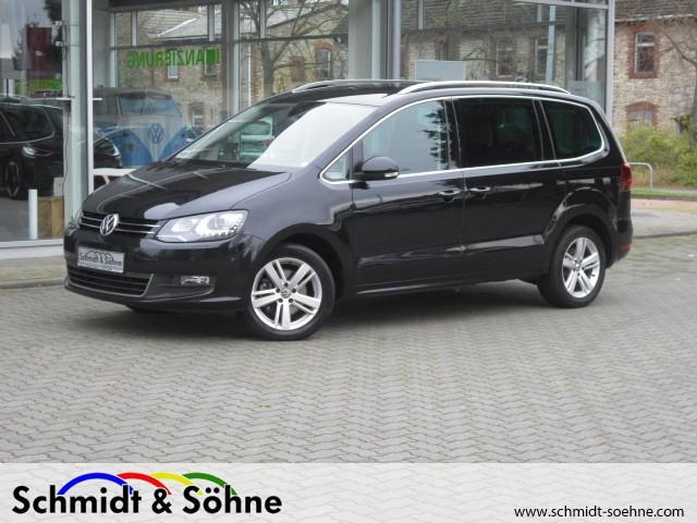 Volkswagen Sharan 2.0 TDI BMT Comfortline Klima Xenon Navi, Jahr 2017, Diesel
