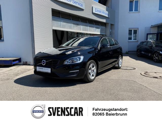 Volvo V60 D3 Kombi Linje Business Navi LED-Tagfahrlicht Beheizb. Frontsch. Multif.Lenkrad RDC, Jahr 2016, Diesel