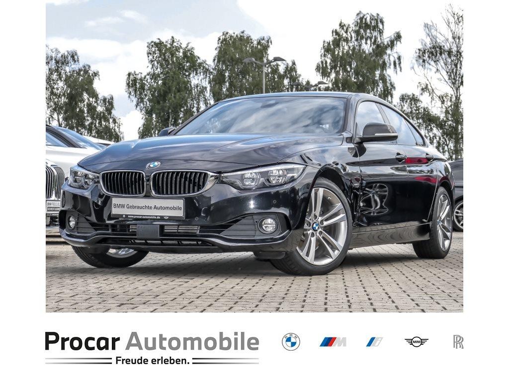 BMW 430d Gran Coupé, Jahr 2018, Diesel