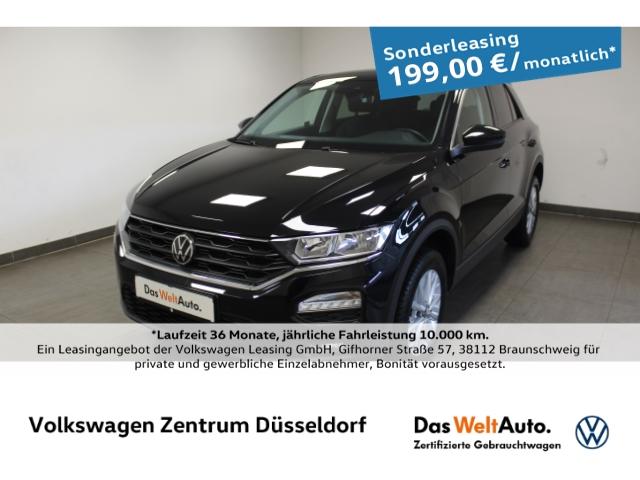 Volkswagen T-Roc 1.6 TDI *Navi*SHZ*PDC*VZE*Alu*, Jahr 2020, Diesel