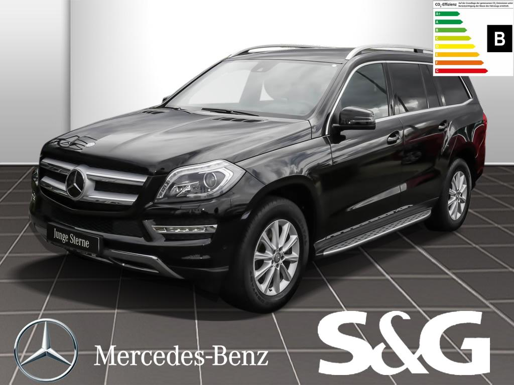 Mercedes-Benz GL 350 BT 4M Airmatic/Sitzklima/7Sitze/HUD/Coman, Jahr 2014, diesel