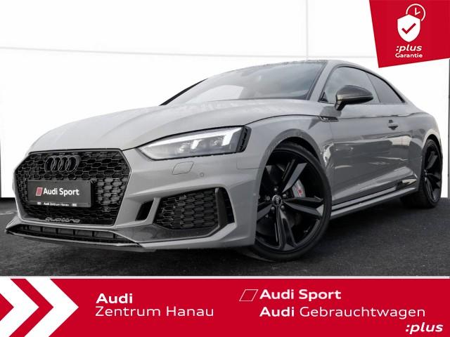 Audi RS5 Coupé UPE120T*MATRIX*RS-AGA*280KMH*KERAMIK*VIRTUAL*B&O*CARBON*, Jahr 2017, Benzin
