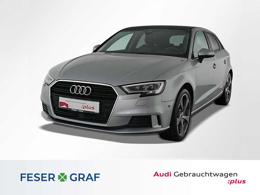Audi A3 Sportback Sport 2.0TDI S tronic Pano,LED,Navi, Jahr 2017, Diesel
