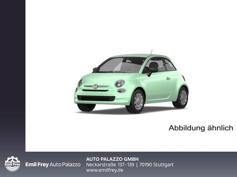 Fiat 500 1.0 Hybrid Lounge 70PS, Jahr 2020, Benzin