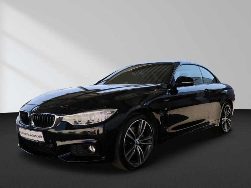 BMW 435d xDrive Cabrio Navi Prof Head Up PDC Xenon, Jahr 2016, Diesel