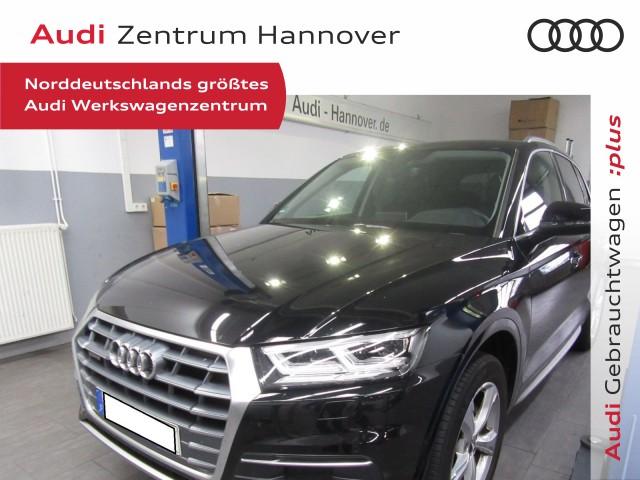 Audi Q5 40 TDI qu. sport, virtual, AHK, LED, Alcantara, Jahr 2019, Diesel