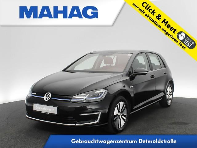 Volkswagen Golf VII e-GOLF Comfortline NaviPro LED Automatik, Jahr 2017, Elektro