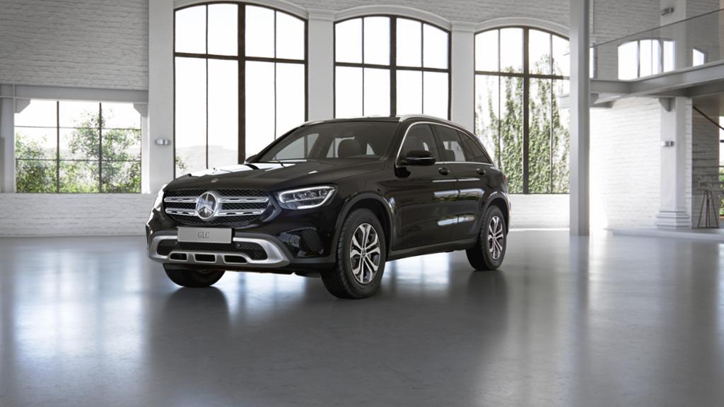 Mercedes-Benz GLC 200 d 4MATIC LED/AHK/PDC, Jahr 2019, Diesel