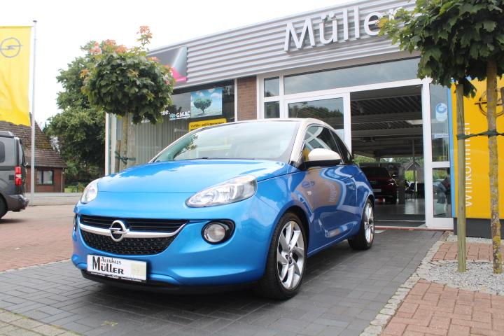 Opel Adam 1.4 Start/Stop Slam SHZ, Jahr 2015, Benzin