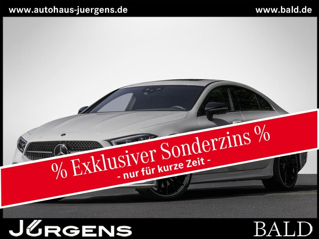Mercedes-Benz CLS 220 d AMG/Navi/Wide/ILS/Burm/SHD/360/Amb/20', Jahr 2020, Diesel
