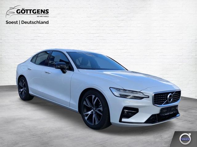 Volvo S60 T4 R-DESIGN PANORAMADACH NAVI ACC STANDHEIZUNG, Jahr 2020, Benzin