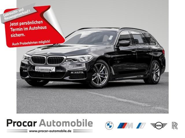 BMW 530d xDrive 530XD MSPORT+LED+HEAD-UP+NAVI+PANO+SITZHZ.+PDC++, Jahr 2018, Diesel