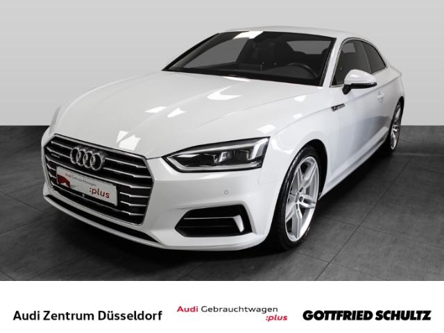 Audi A5 Coupe 2.0 TFSI quattro S-tronic S-line, Jahr 2017, Benzin