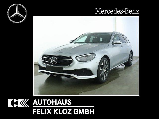 Mercedes-Benz E 300 T de Avantgarde/Multibeam/Schiebe/AHK/BAFA, Jahr 2020, Hybrid_Diesel