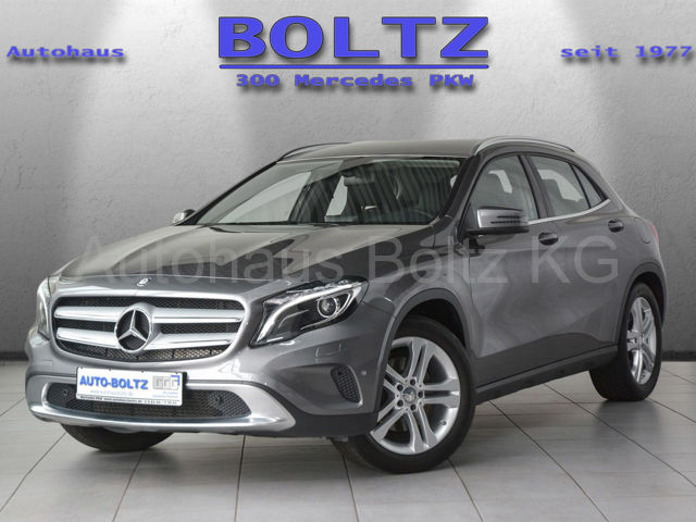 Mercedes-Benz GLA 250 4M Urban Navi Parkass Kamera BiX, Jahr 2014, Benzin