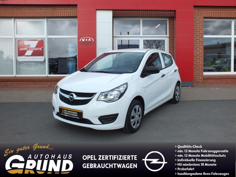 Opel Karl 1.0 Selection KLIMA BORDCOMPUTER, Jahr 2015, Benzin