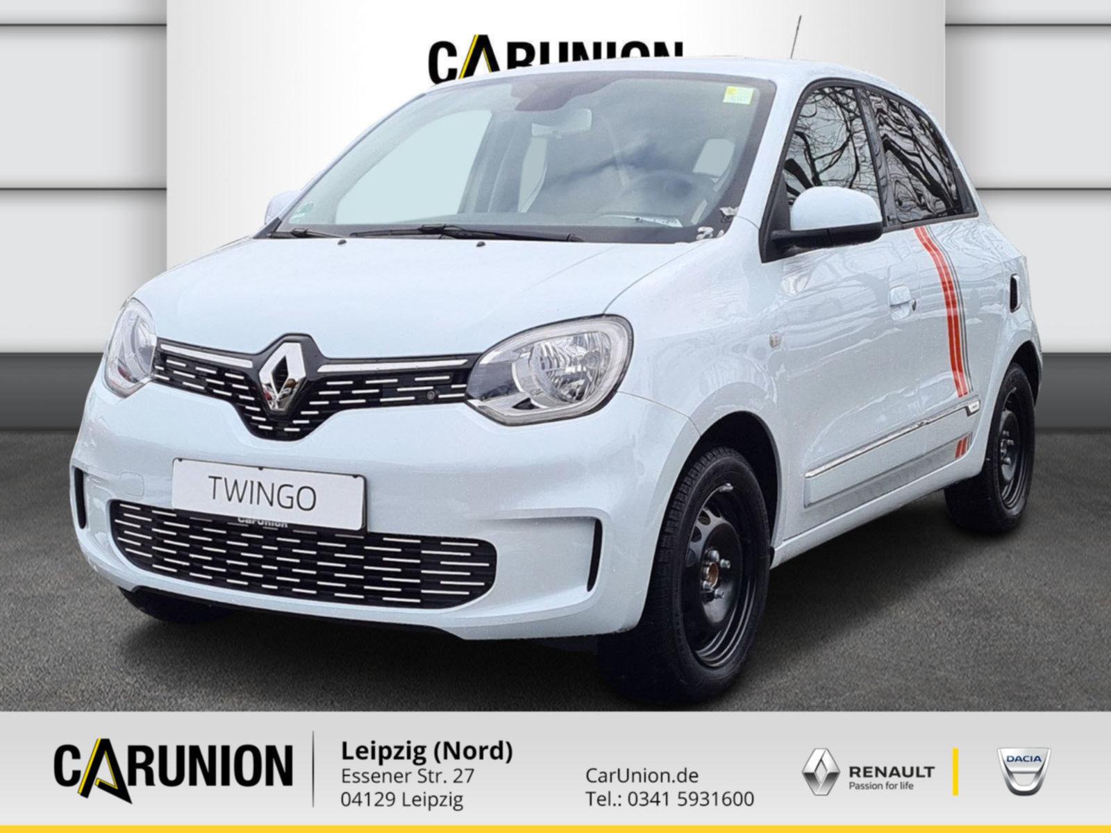 Renault Twingo ELECTRIC VIBES KLIMA, Jahr 2020, Elektro