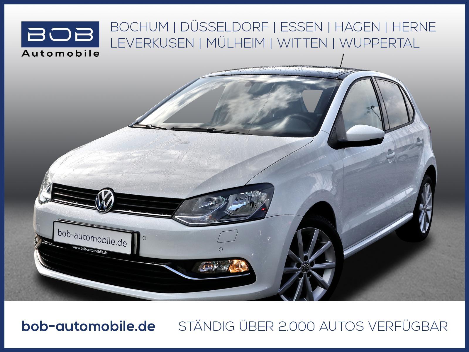 Volkswagen Polo 1.2 TSi Highline KLIMA SHZ PDC LM PANO ZV, Jahr 2017, Benzin