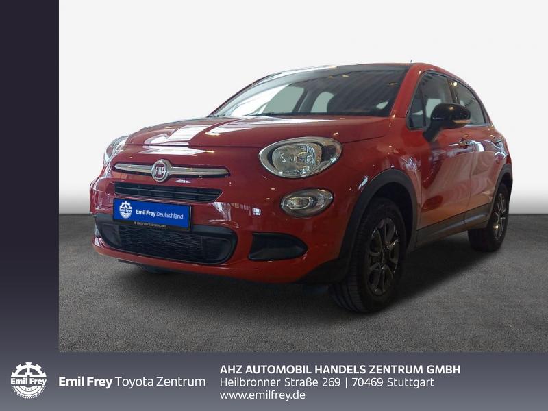 Fiat 500X 1.6 E-torQ 4x2 Pop Plus /Klima/PDC/Tempomat, Jahr 2016, Benzin