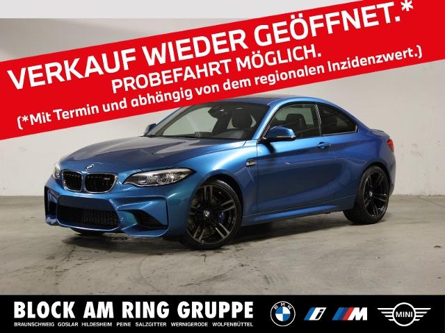 BMW M2 Coupé GSD ALED DA H/K DAB, Jahr 2018, Benzin