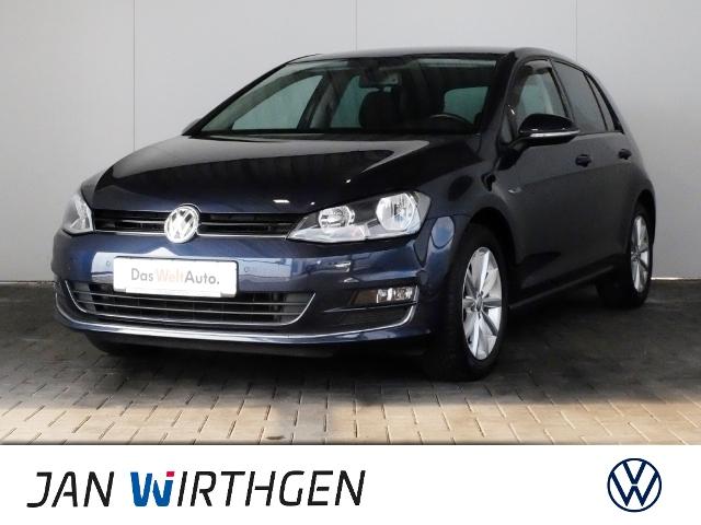 Volkswagen Golf VII 1.4 TSI DSG Lounge STANDHEIZUNG, Jahr 2015, Benzin