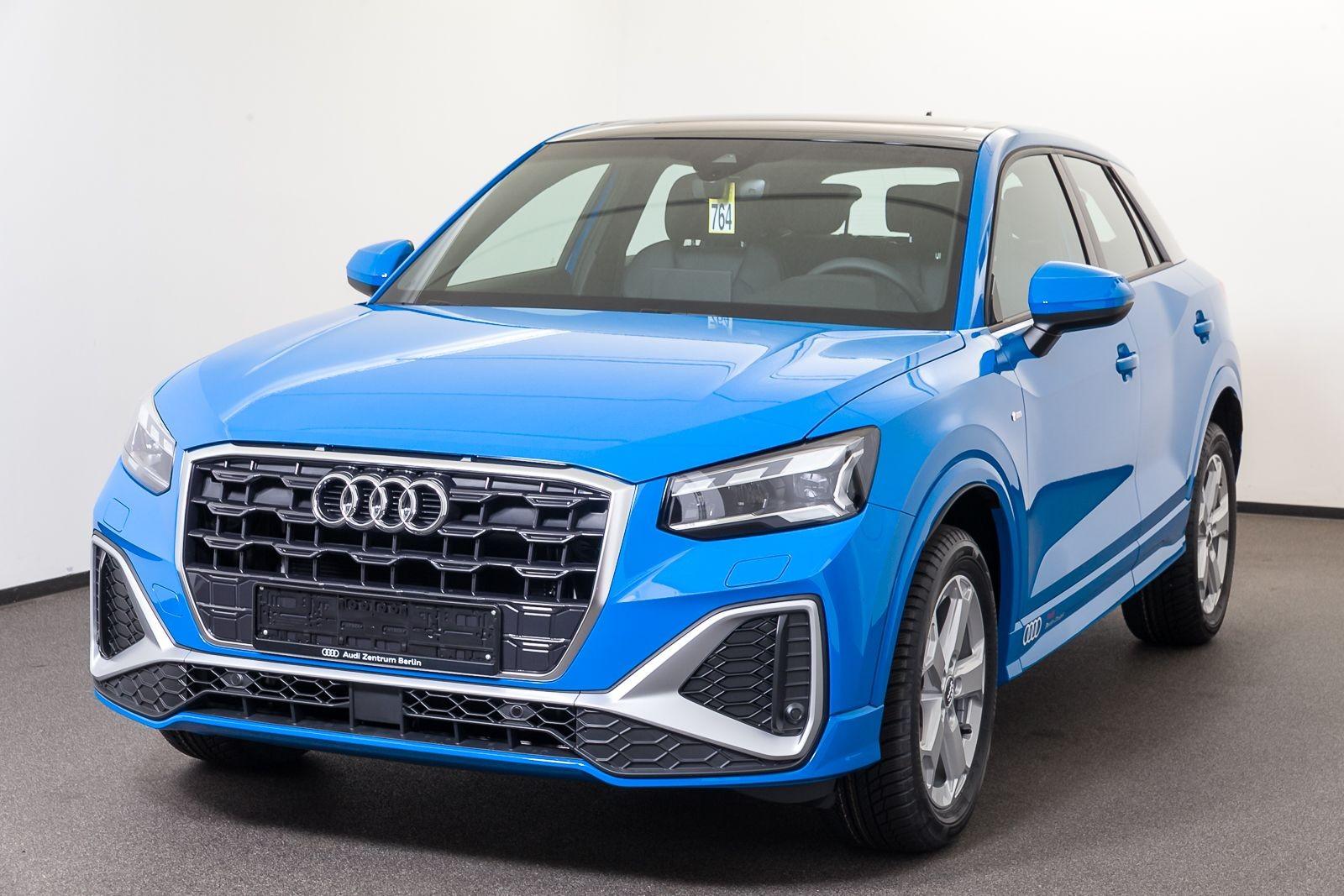 Audi Q2 S line 35 TFSI S tronic, Jahr 2020, Benzin