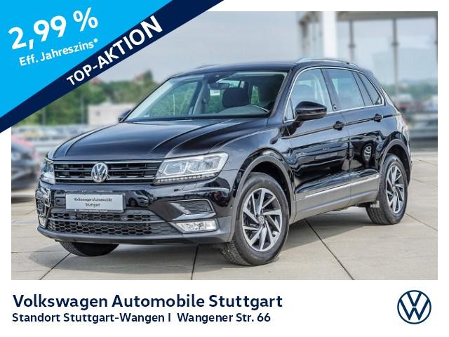 Volkswagen Tiguan Sound 1.4 TSI DSG Navi LED AHK Kamera ACC, Jahr 2017, Benzin
