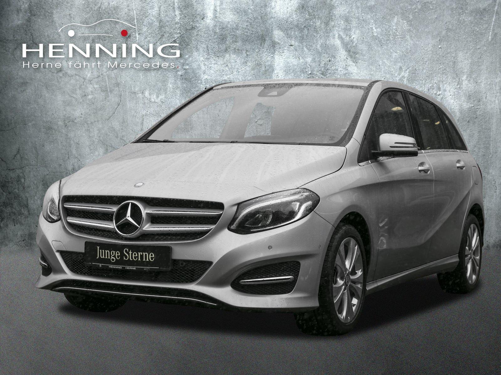 Mercedes-Benz B 250 Urban LED AHK Kamera Totw. Klima Sitzhzg., Jahr 2017, Benzin