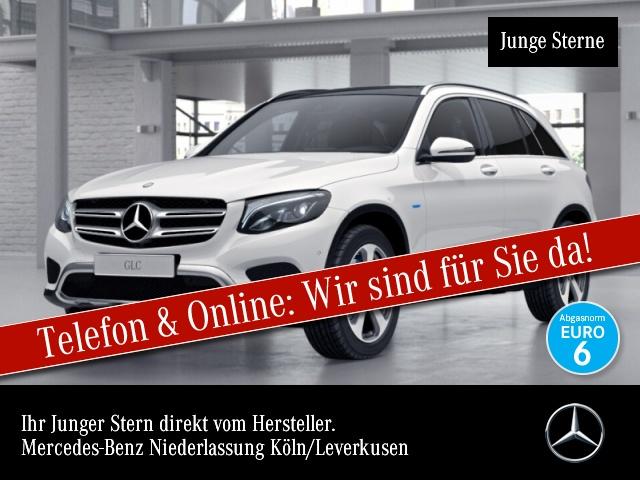 Mercedes-Benz GLC 350 e 4M Exclusive Pano COMAND LED Kamera PTS, Jahr 2016, Benzin