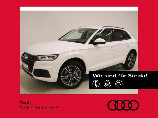 Audi Q5 2.0 TFSI design quattro*Matrix*Businesspaket*, Jahr 2017, Benzin