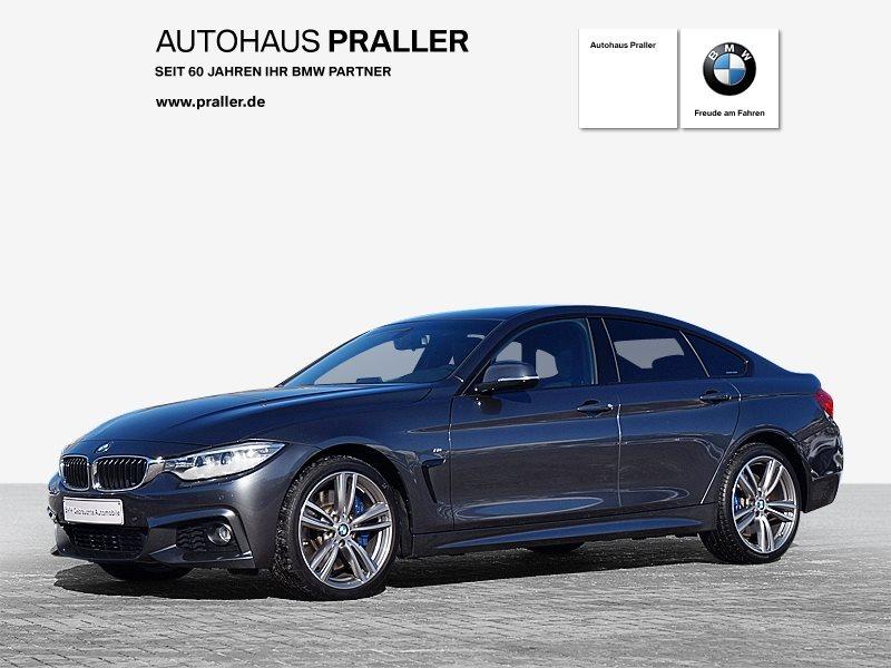 BMW 430d xDrive Gran Coupé M Sportpaket HiFi Xenon, Jahr 2015, Diesel