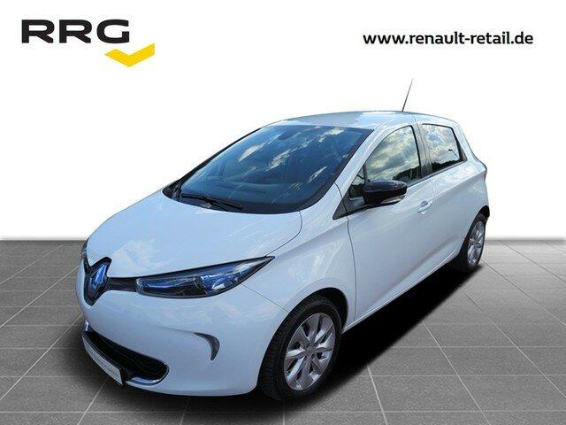 Renault Zoe Intens zzgl. Batteriemiete 0,99% Finanzierun, Jahr 2017, Elektro