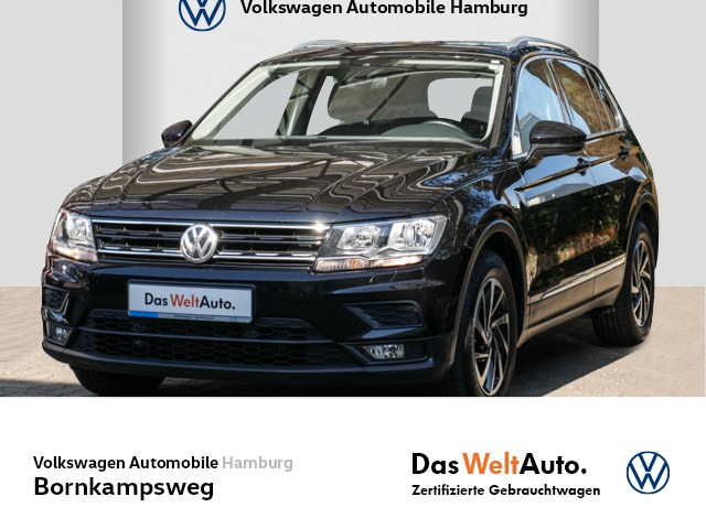 Volkswagen Tiguan 2,0 TDI BMT JOIN DSG PANO,NAVI,ACC, Jahr 2018, Diesel