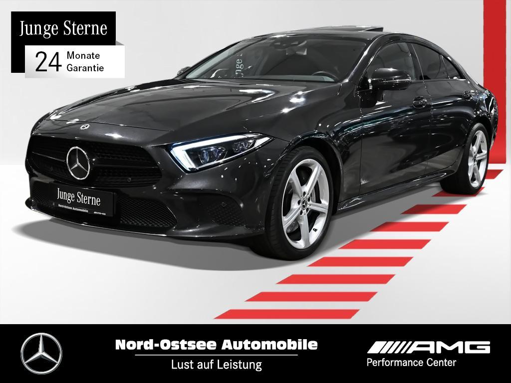 Mercedes-Benz CLS 350 d 4M Navi SD Multibeam Widescreen Park, Jahr 2018, Diesel