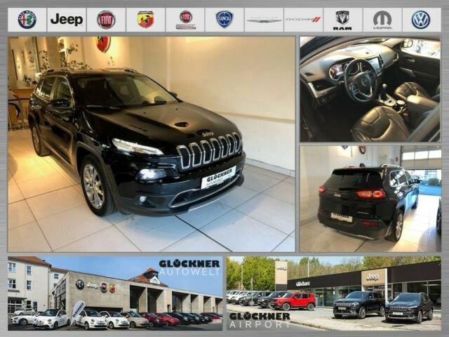 Jeep Cherokee Limited 2.0l Multijet, Jahr 2017, Diesel