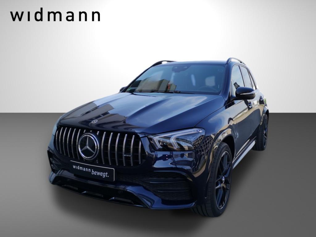 Mercedes-Benz AMG GLE 53 4MATIC+ Burmester*Fahrassist.*360°, Jahr 2021, Benzin