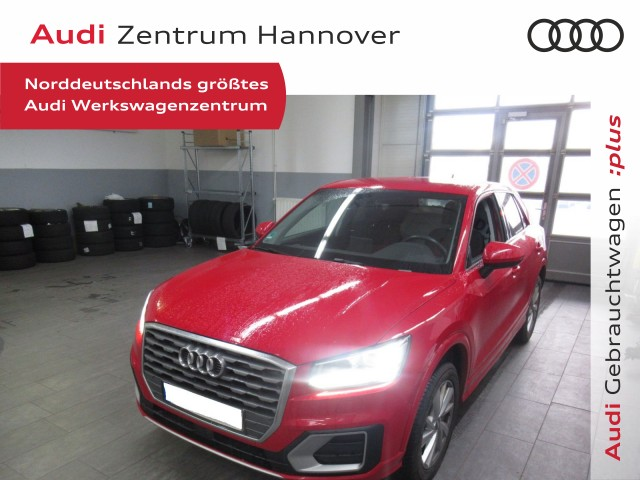 Audi Q2 1.4 TFSI Sport LED AHK Navi SHZ Bluetooth, Jahr 2018, Benzin