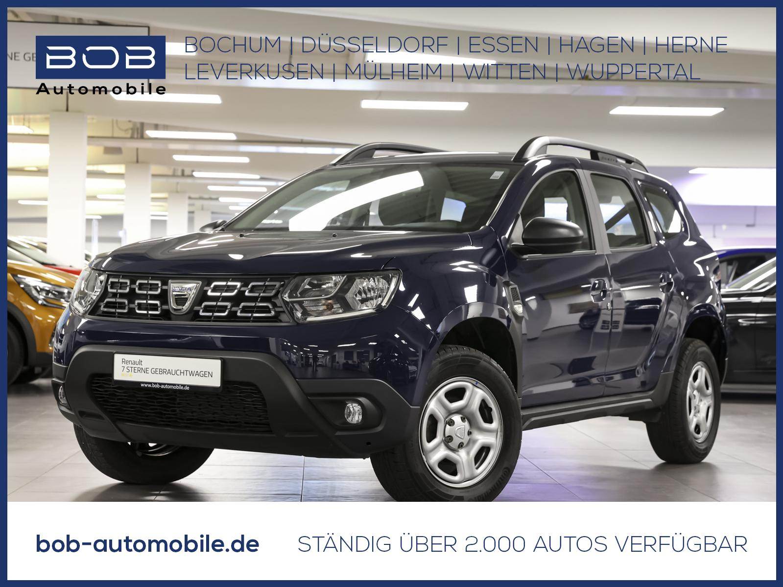 Dacia Duster Comfort SCe 115 NAVI KAMERA BT KLIMA, Jahr 2018, Benzin