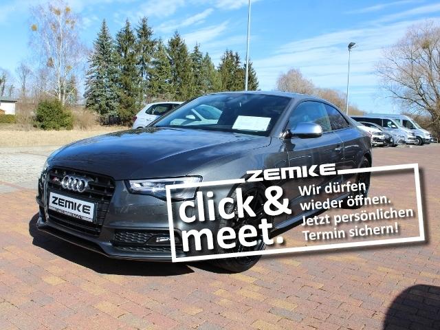 Audi S5 Coupé 3.0TFSI S-tronic quattro Panorama, Jahr 2015, Benzin