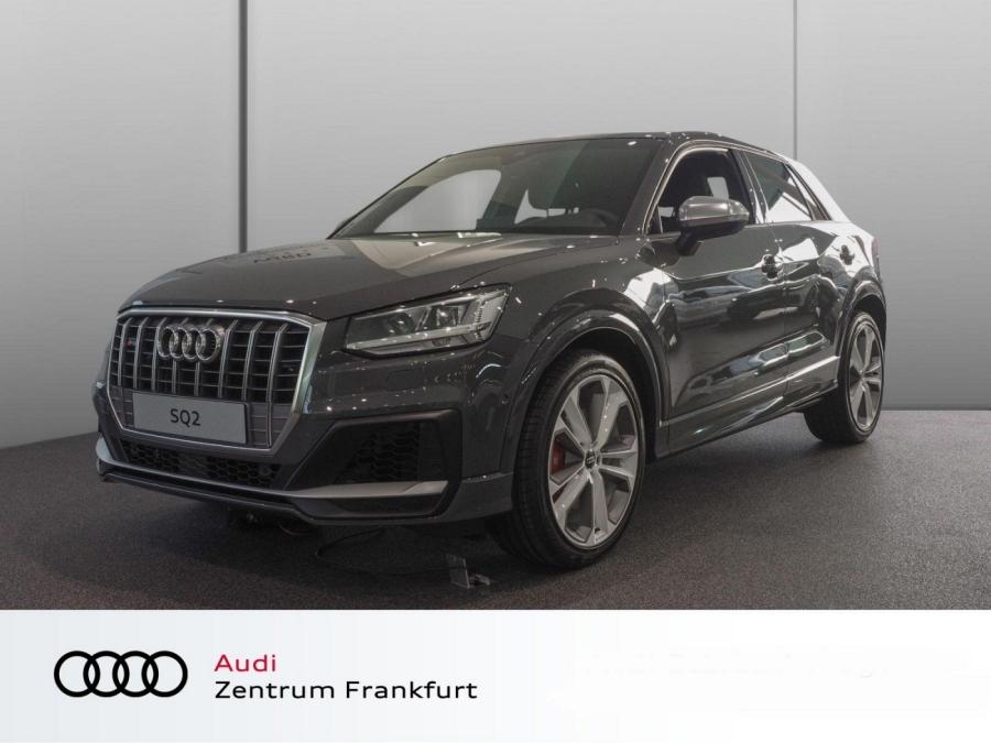 Audi SQ2 TFSI quattro S tronic LED Navi VC Panorama D, Jahr 2020, Benzin