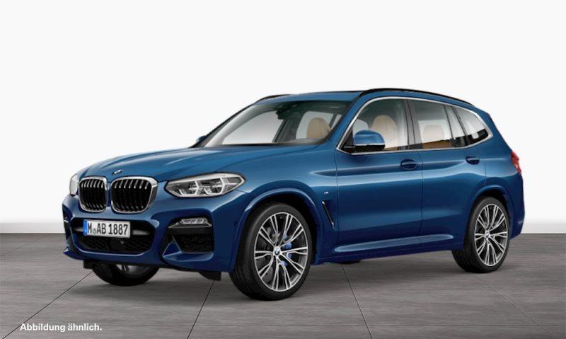 BMW X3 xDrive30d EURO6 M Sport Head-Up HK HiFi DAB Var. Lenkung, Jahr 2020, Diesel