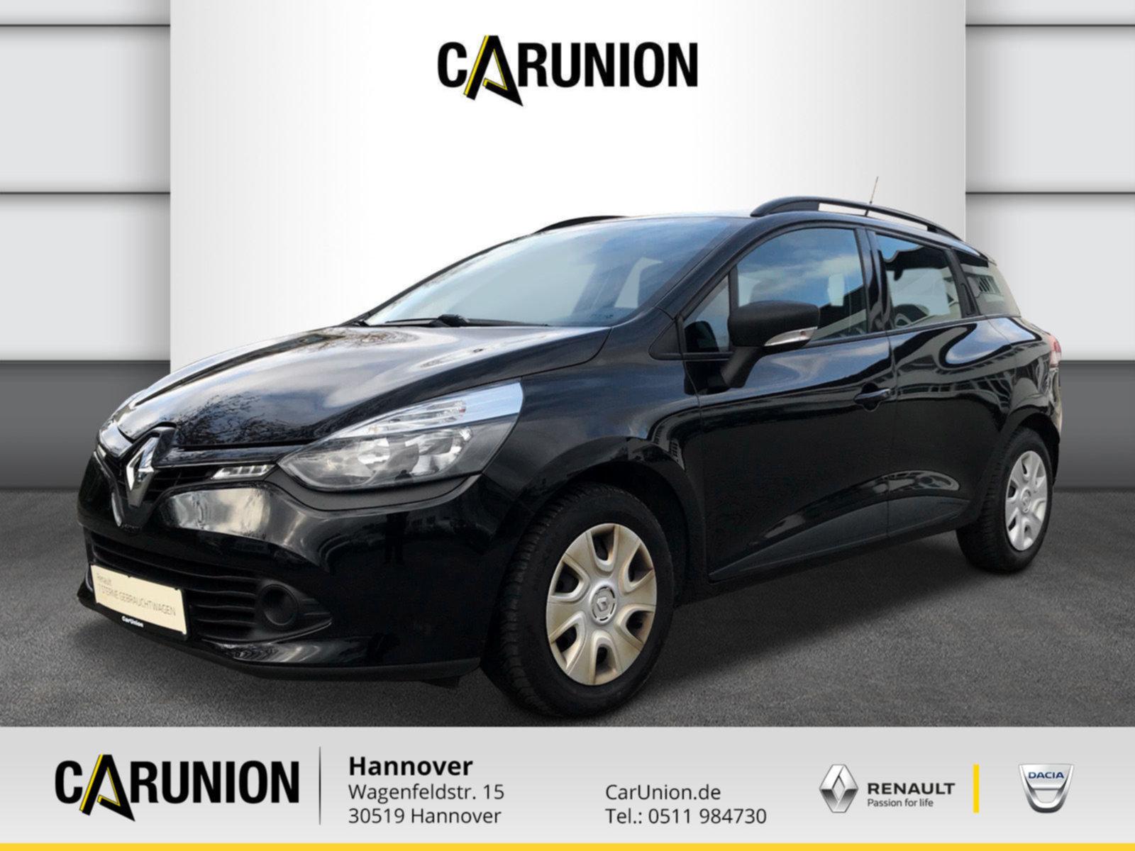 Renault Clio GRANDTOUR 1.2 16V Expression, Jahr 2015, Benzin
