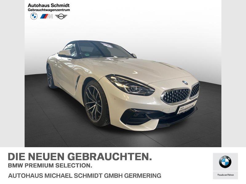 BMW Z4 sDrive20i Sport Line*ACC*Memory*DAB*Head Up*, Jahr 2020, Benzin