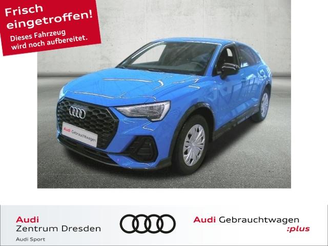 Audi Q3 Sportback S line 35 TDI quattro AHZV, Jahr 2020, Diesel