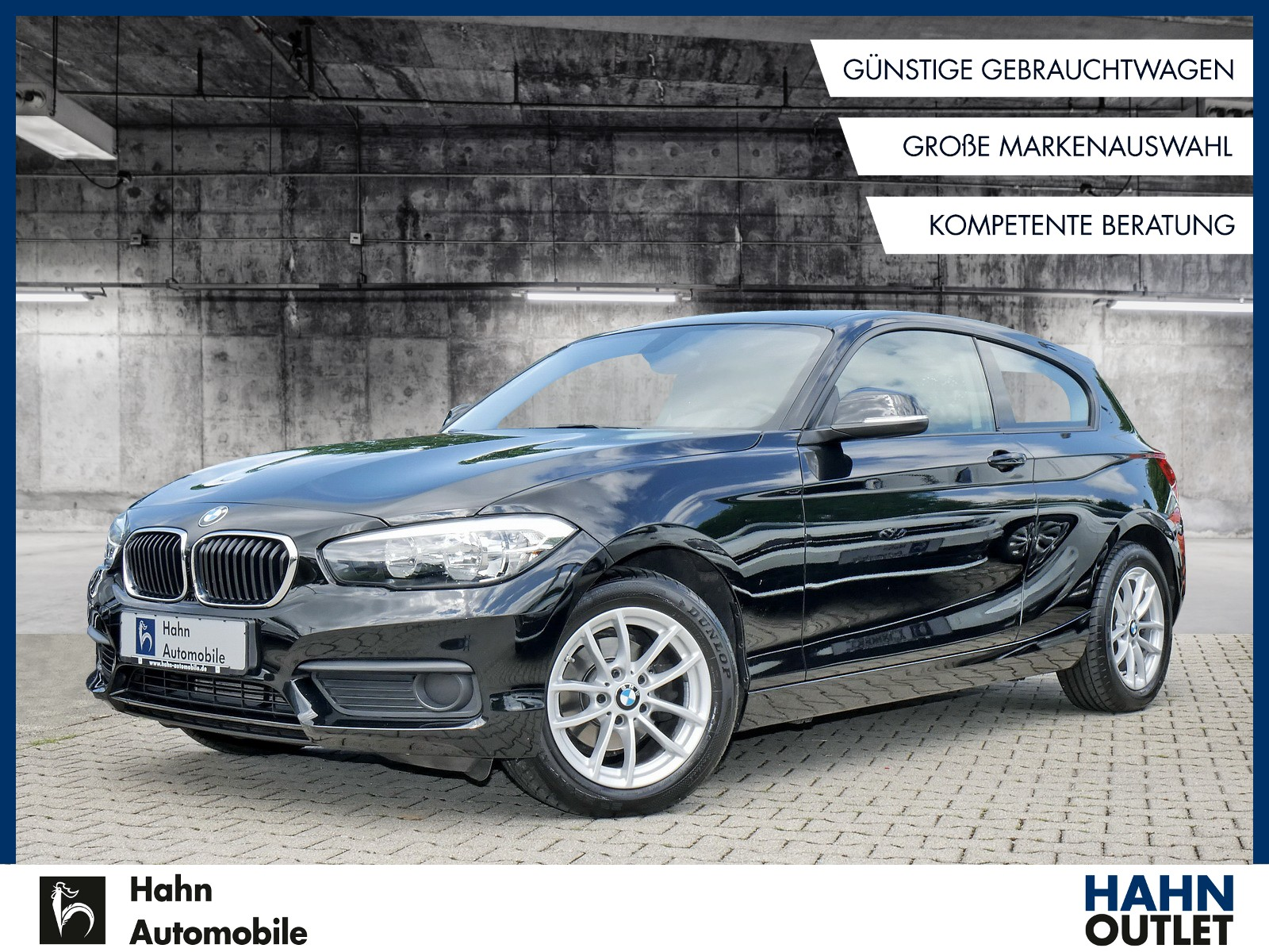 BMW 118i Automatik Navi PDC Sitzh LM Bluetooth/USB, Jahr 2015, Benzin