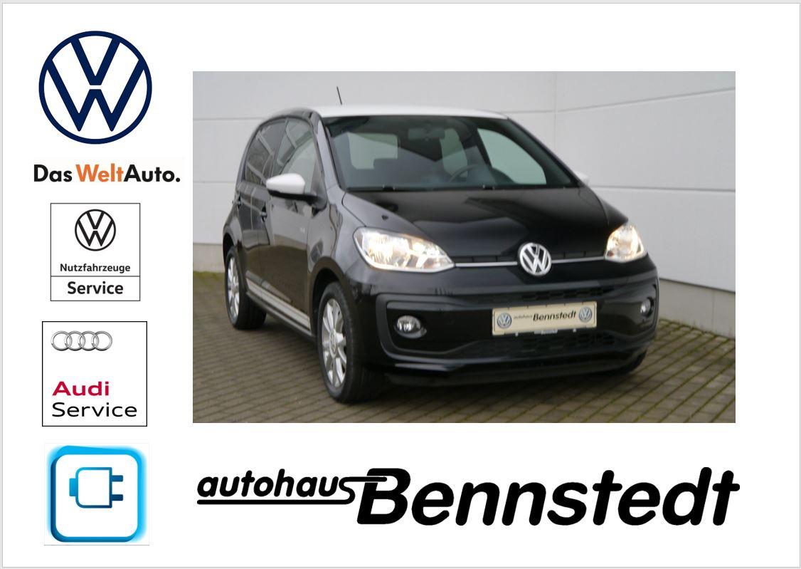 Volkswagen up! club up! *Bluetooh*Klima*, Jahr 2017, Benzin