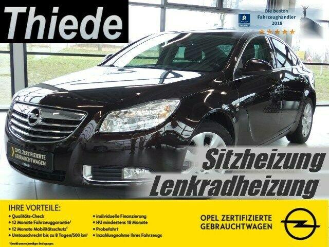 """Opel Insignia 1.4 """"150 Jahre"""" 4tü. SHZ/LHZ/17""""ALU/SS, Jahr 2012, Benzin"""